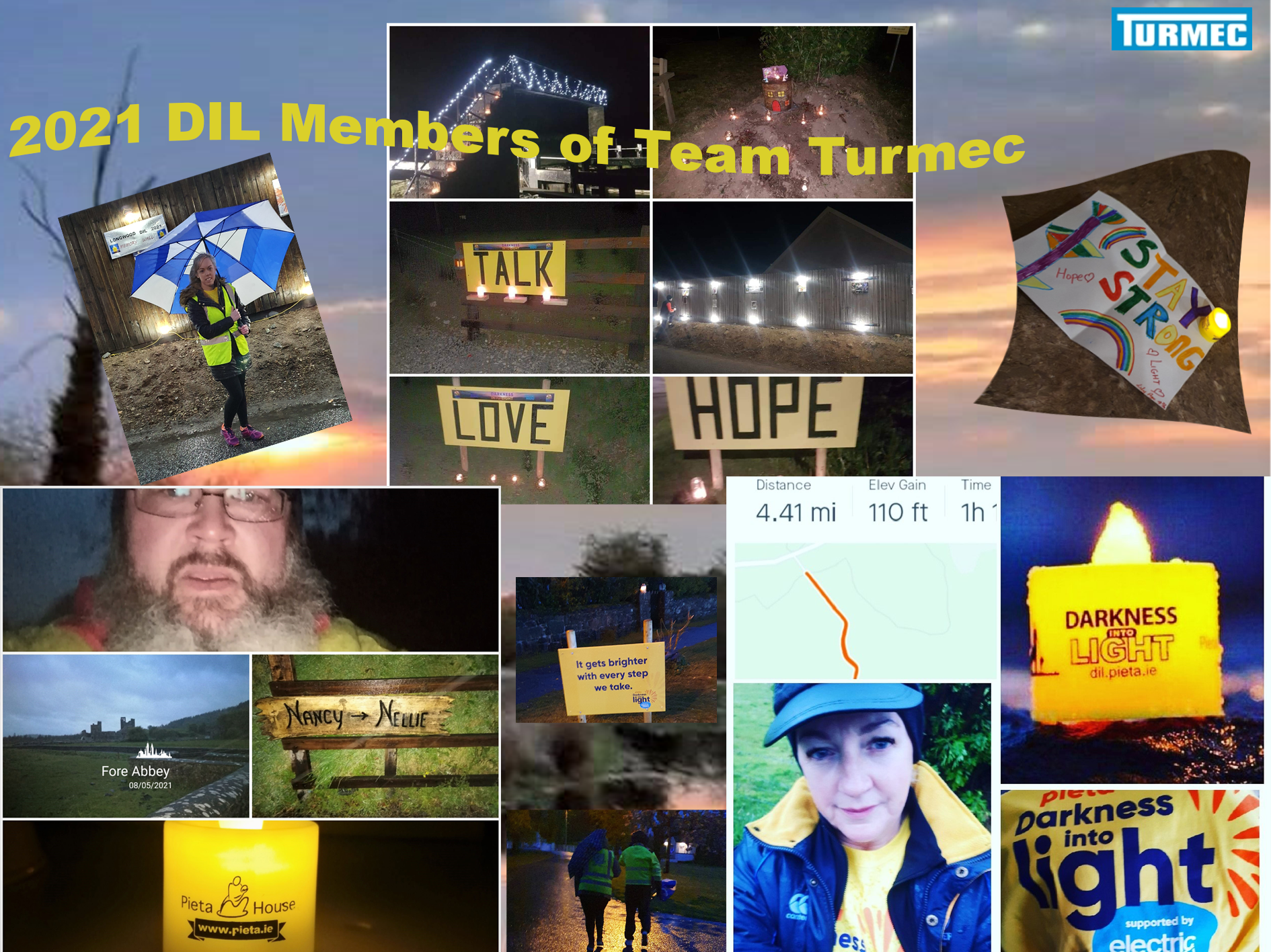 DIL collage 2021
