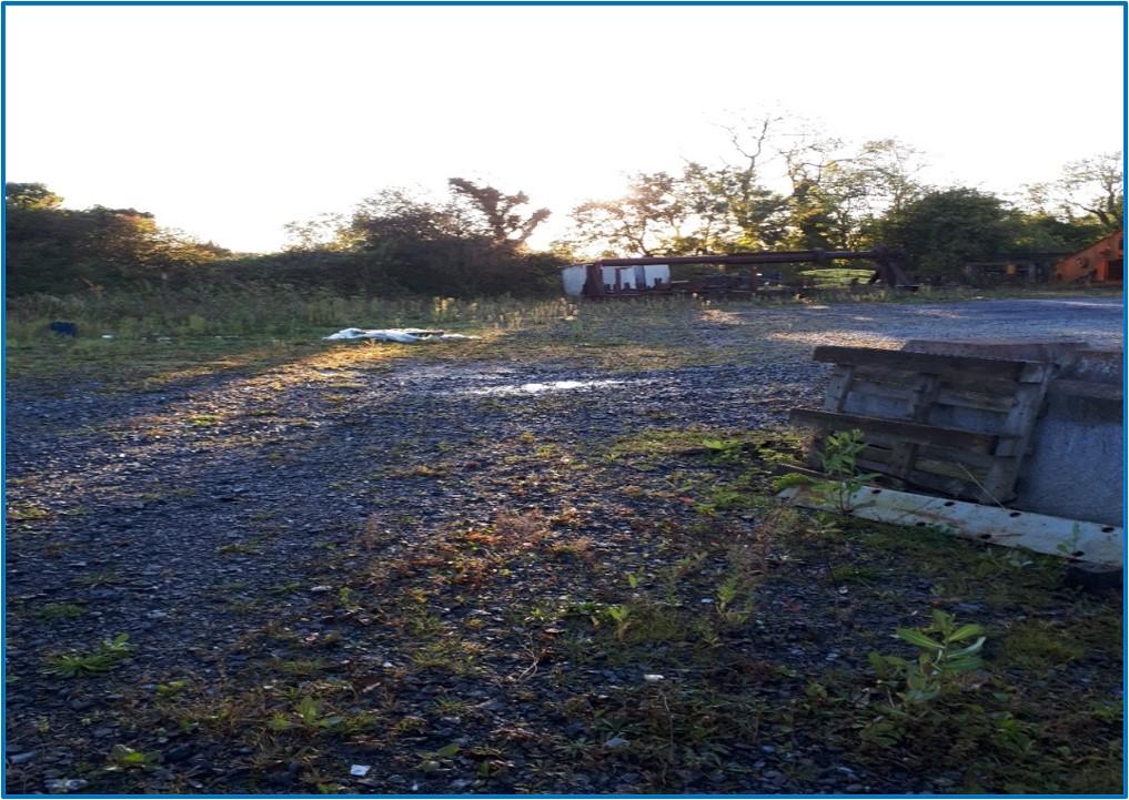 Pre Garden space