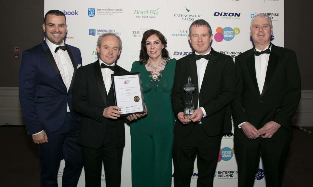 Turmec nominated for 2019 Medium Size Exporter of the Year Award