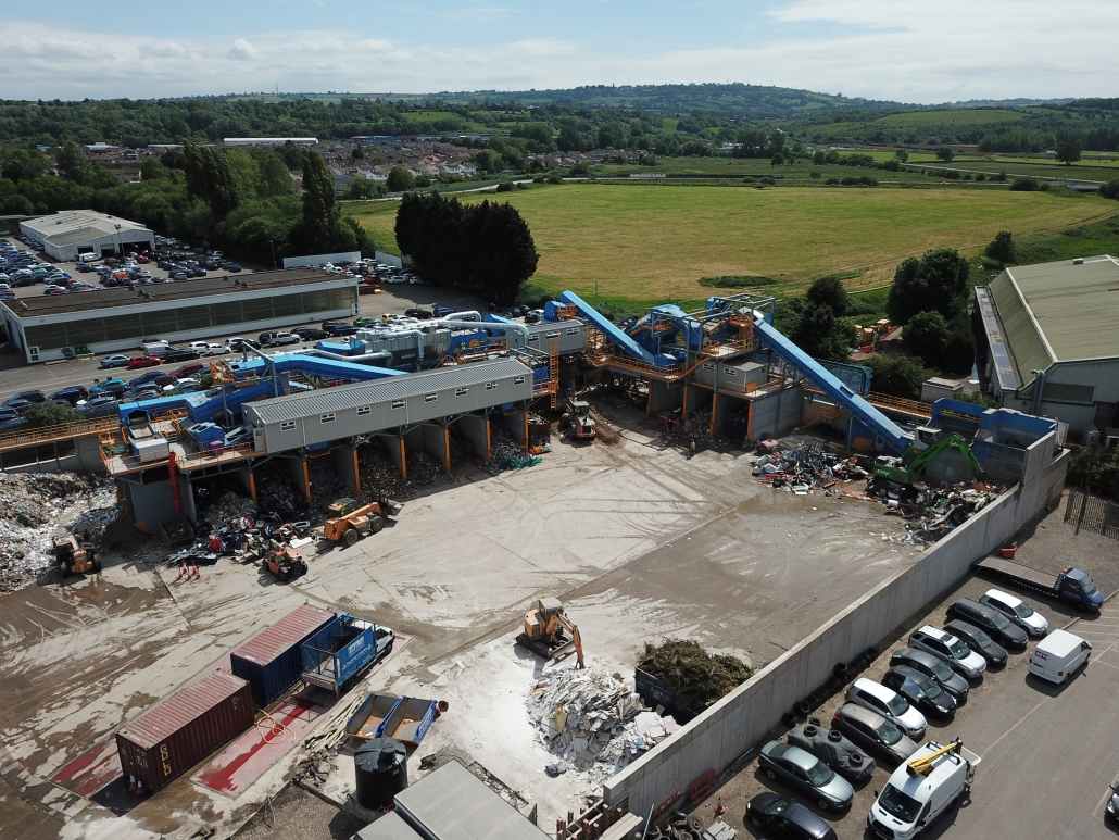 ETM Recycling opens Bristol MRF designed and built by Turmec