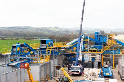 Turmec's ETM Recycling opens Bristol MRF