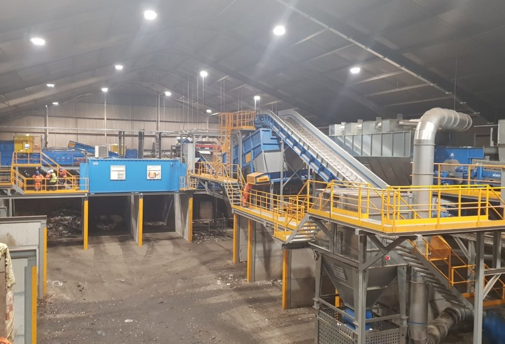 Higher efficiency and output at waste-to-fuel plant