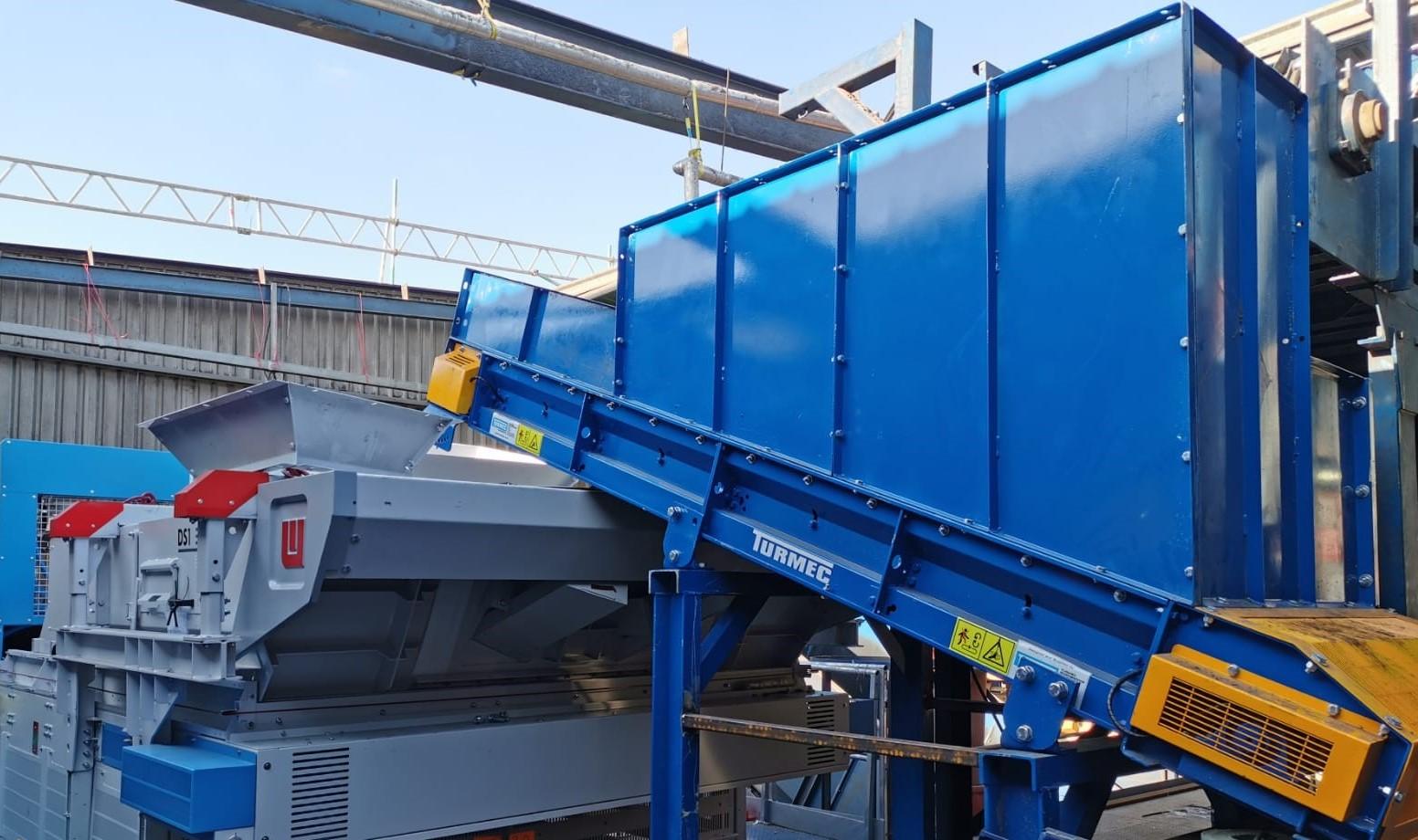 Upgrade underway for Surrey MRF
