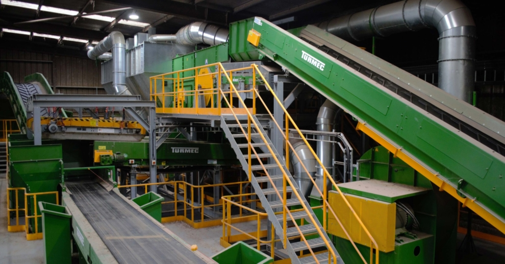 TURMEC AWARDED MAJOR NEW PLANT DESIGN – MURRAY WASTE