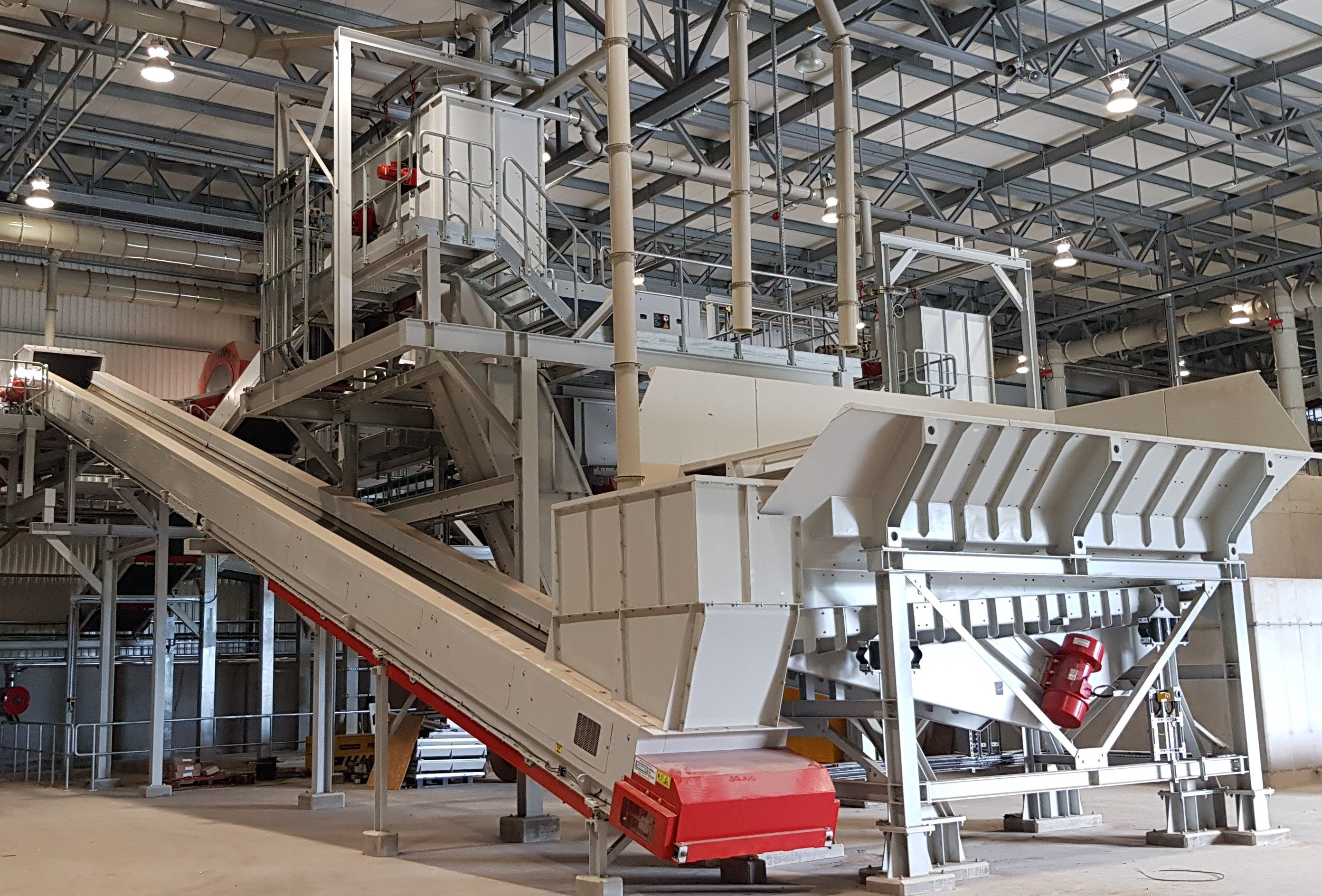 Out of the ashes – EfW plant maximises recovery