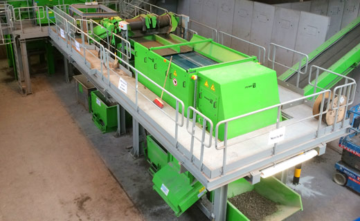 Meath ash facility treatment - cooperation between Indaver & Turmec