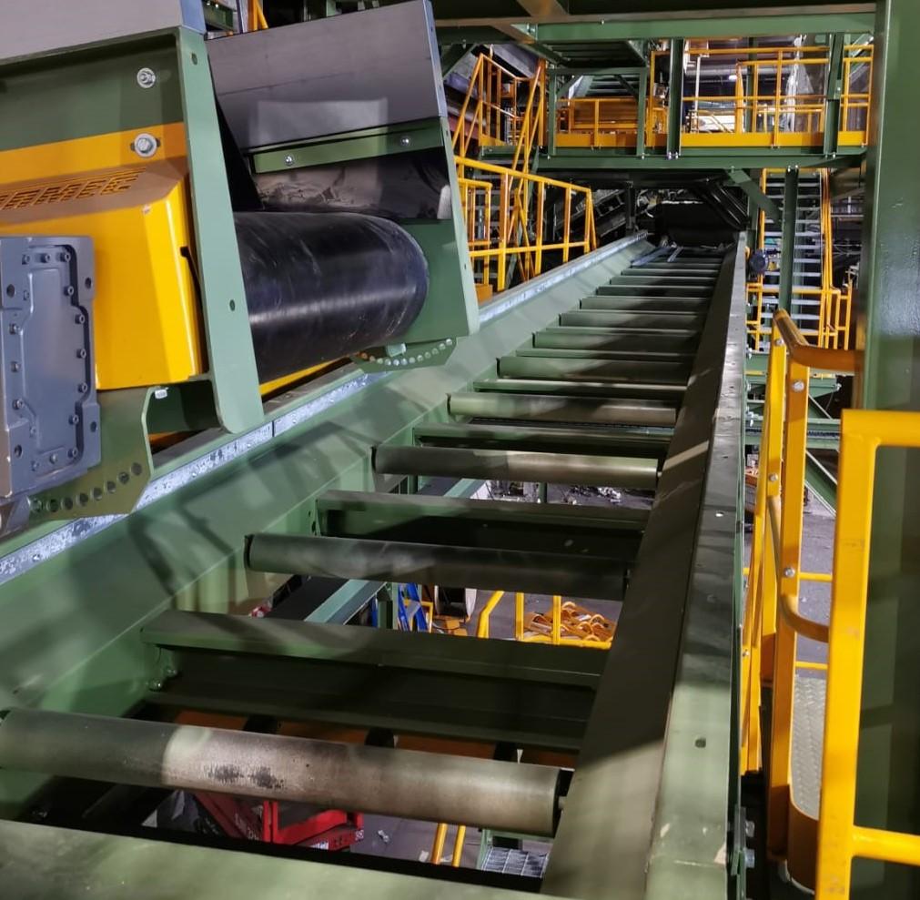 Turmec works on PRF plant upgrade for Biffa Aldridge